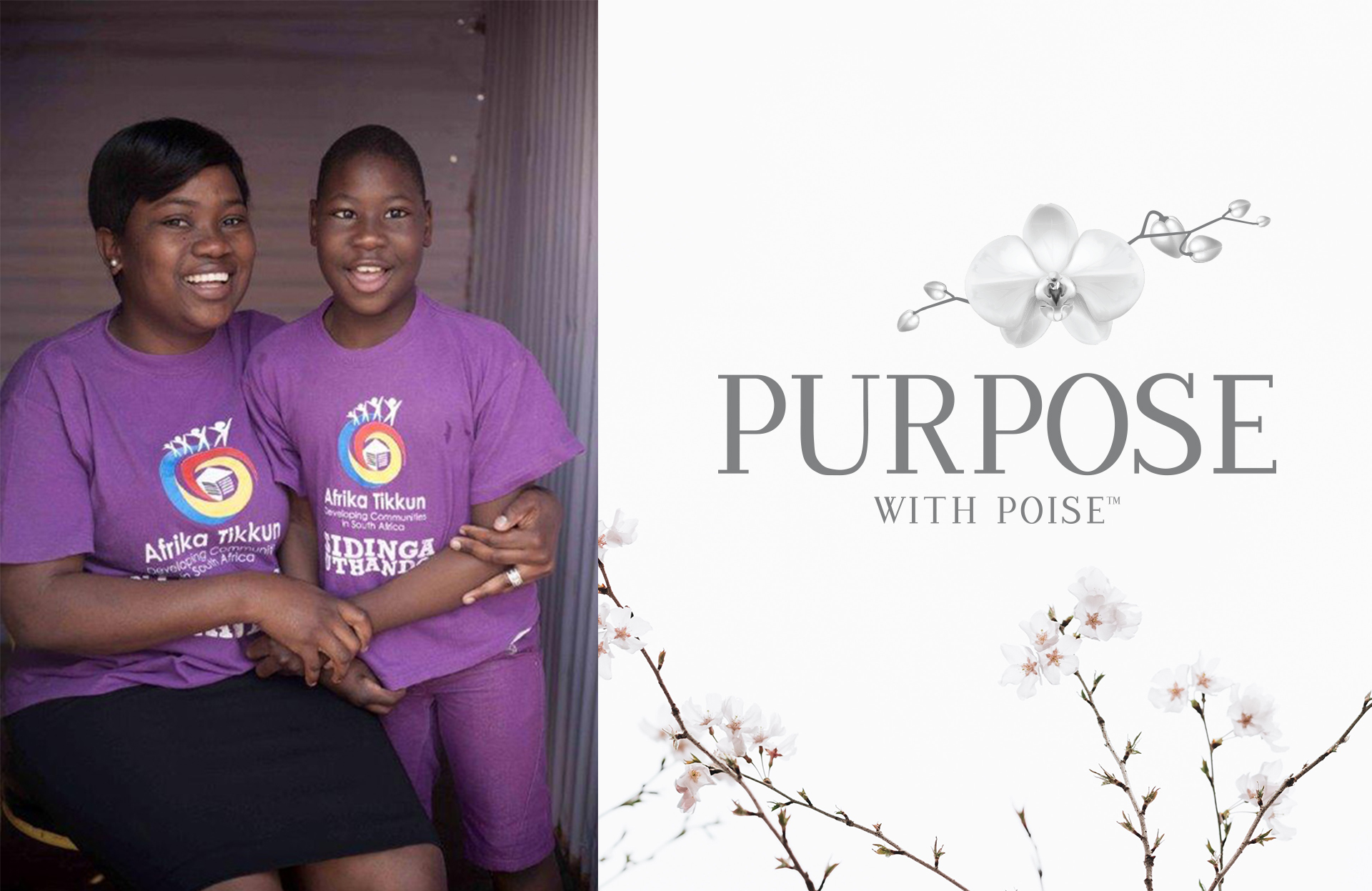 Purpose with Poise