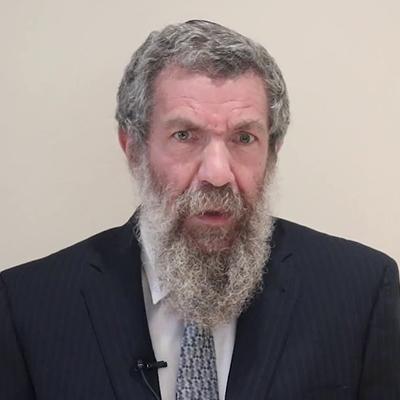 Rabbi Dovid Yetzhak Hazdan